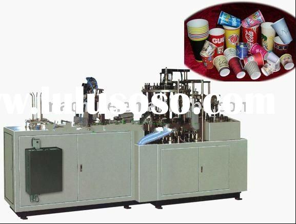 Fully Automatic High-Speed Paper Cup making Machine