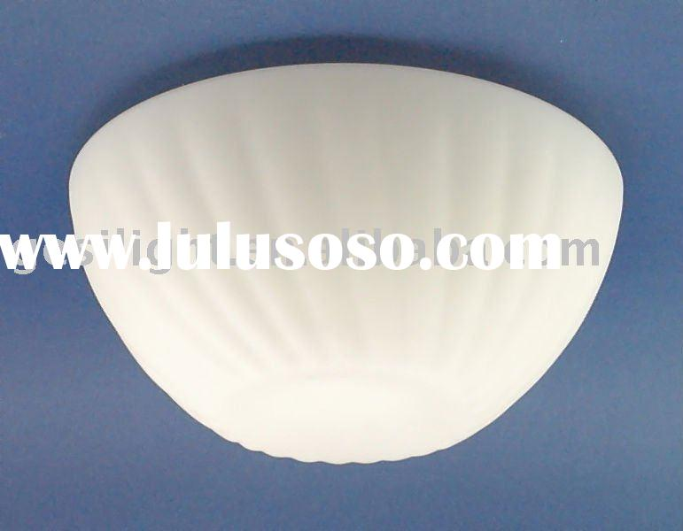 GESI modern ceiling fluorescent light fixture cover