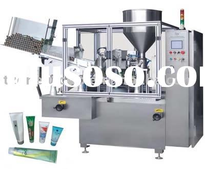 GF-400L(F) Automatic Tube Filling and Closing Machine