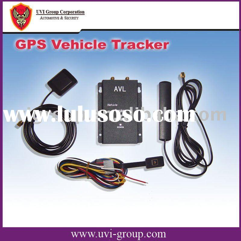 GSM GPS Tracking System/Car GPS Tracker with GPRS/GSM/SMS for Fleet Vehicle Management