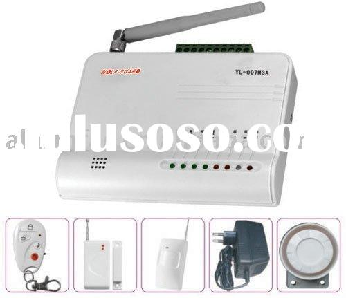 GSM SMS auto-dial home alarm system(YL-007M3A)