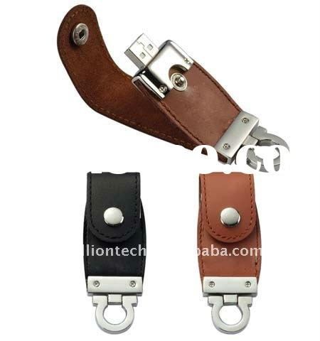 Gift Leather USB Flash Drives