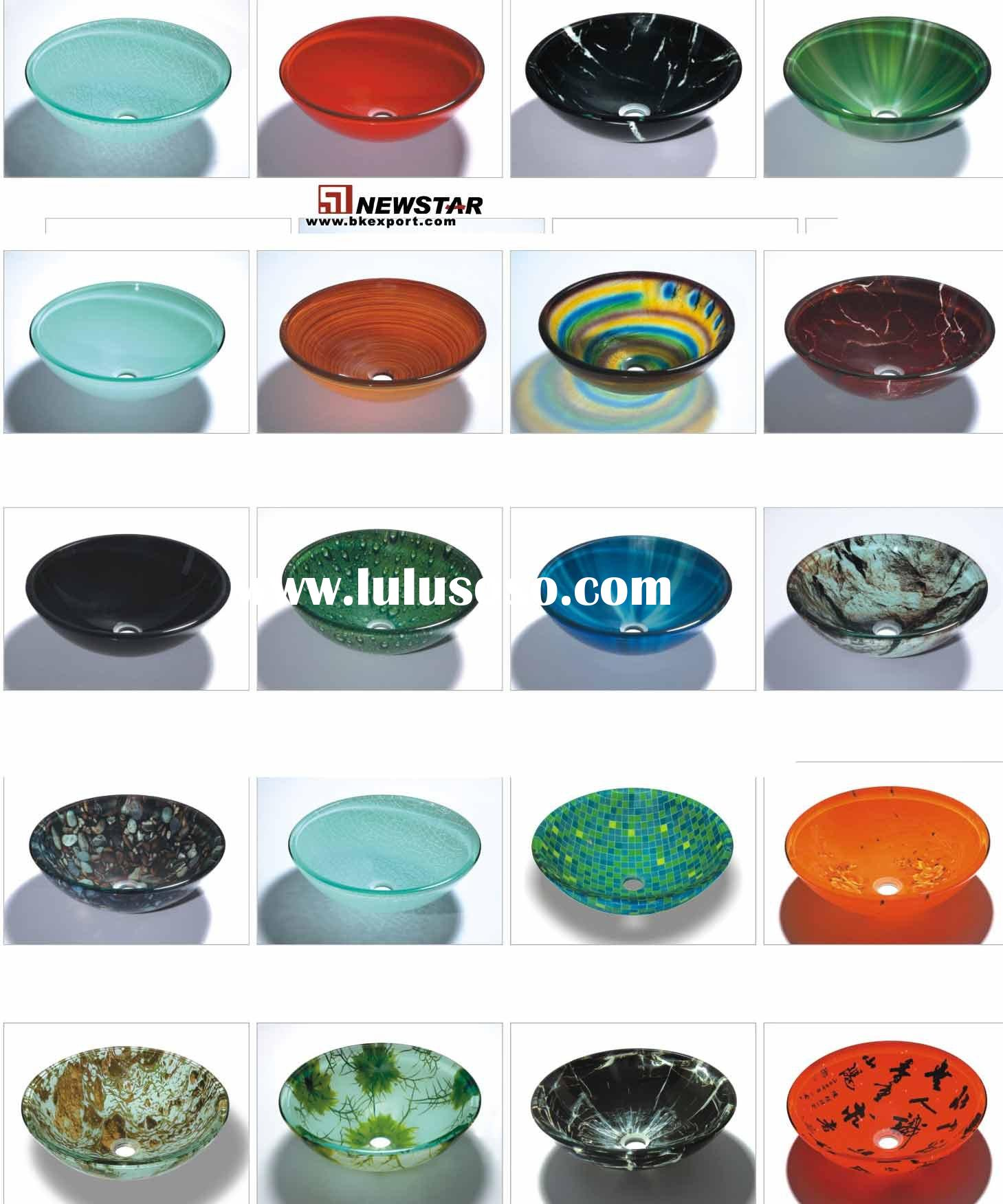 Glass Sink (Discount Glass Vessel Sinks)