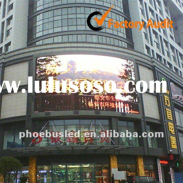 Good Quality with Competitive Price P10 Outdoor Led Billboard for Sale