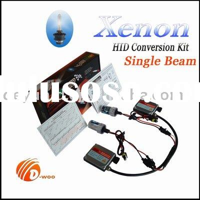 H27 SINGLE beam conversion kit 12V35W HID xenon High brightness hid xenon lamp light auto xenon ligh