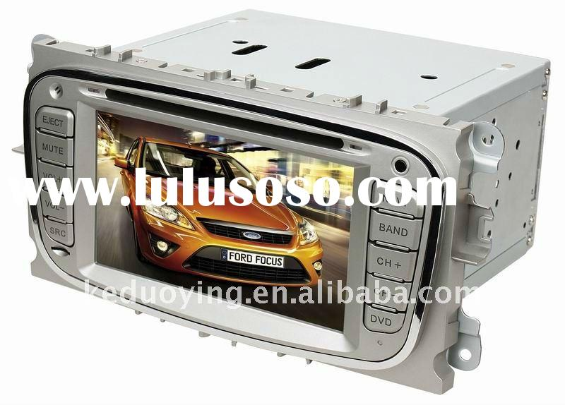 HD TFT touch screen-Car GPS with DVD player for Ford Focus