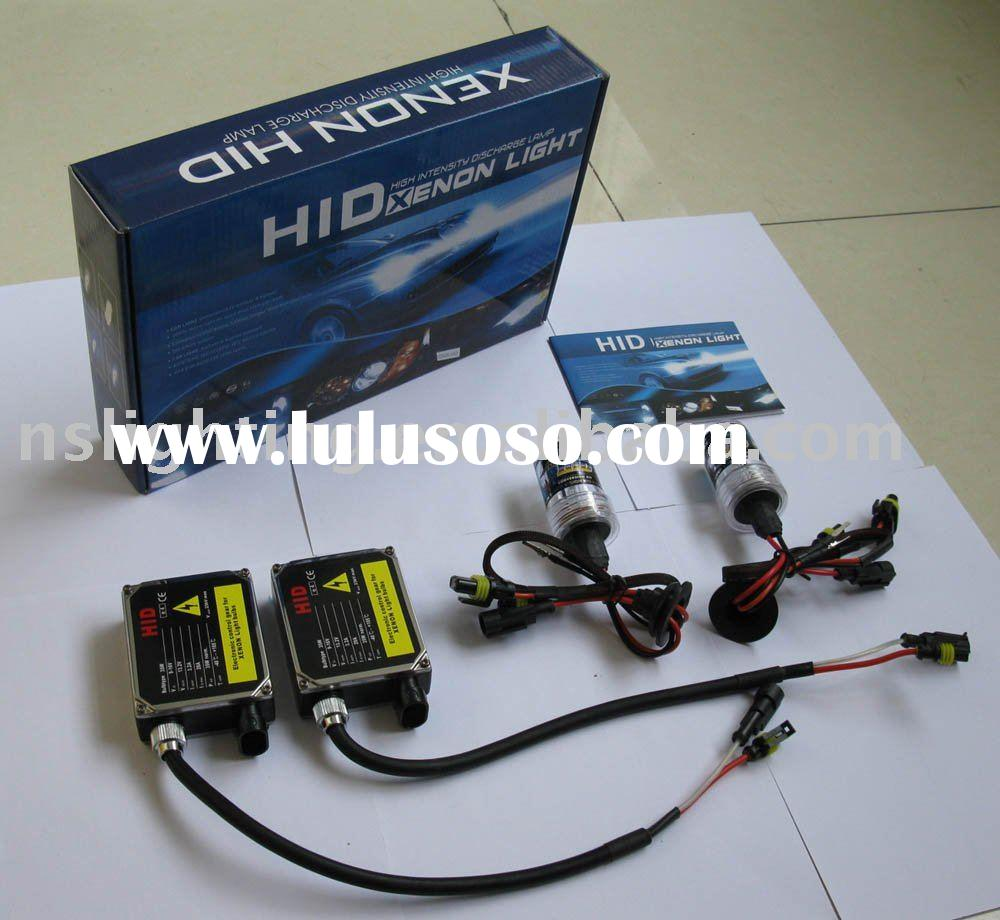 HID xenon kit 35W H1,H3,H4 ,H6,H7,H8,H9,H10,auto car headlight lamp