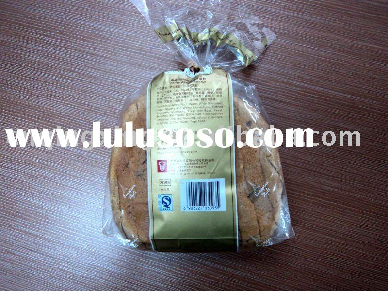 HOT 2012 Micro-perforated Plastic Bread Bag/ PE bread bag