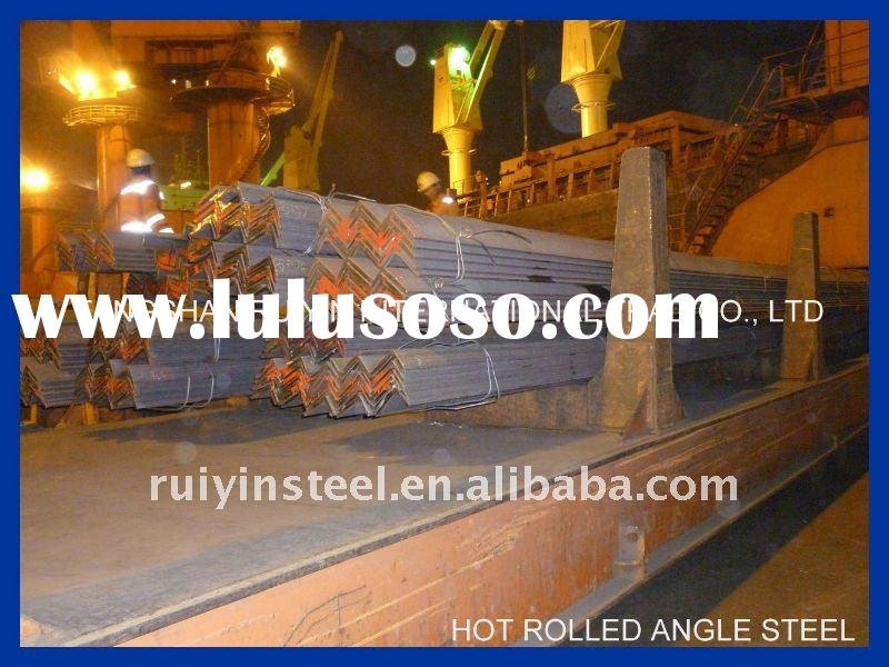 HOT ROLLED ANGLE STEEL EQUAL ANGLE PROFILE SS400 Q235