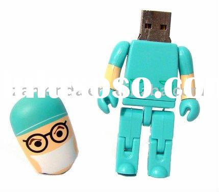 HOT SALE~Doctor USB flash drive for gift