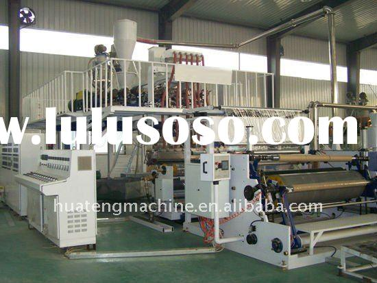 HT-650 Double Layer Co-extrusion Stretch Film Machine