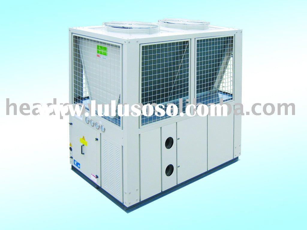 HWAC Series Air cooled water chiller(with heat recovery)