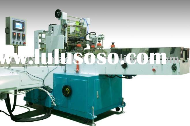 HX-AS308 full auto high speed facial tissue paper packing machine