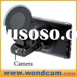 H-196 HD Car Video Recorder - Car Camera with GPS Navigation