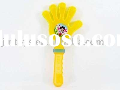 Hand bat glow in the dark,hand toy,funny hand,promotional toy,party gift(EC6736)