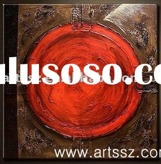 Handmade Decoration Oil Painting On Canvas(1)