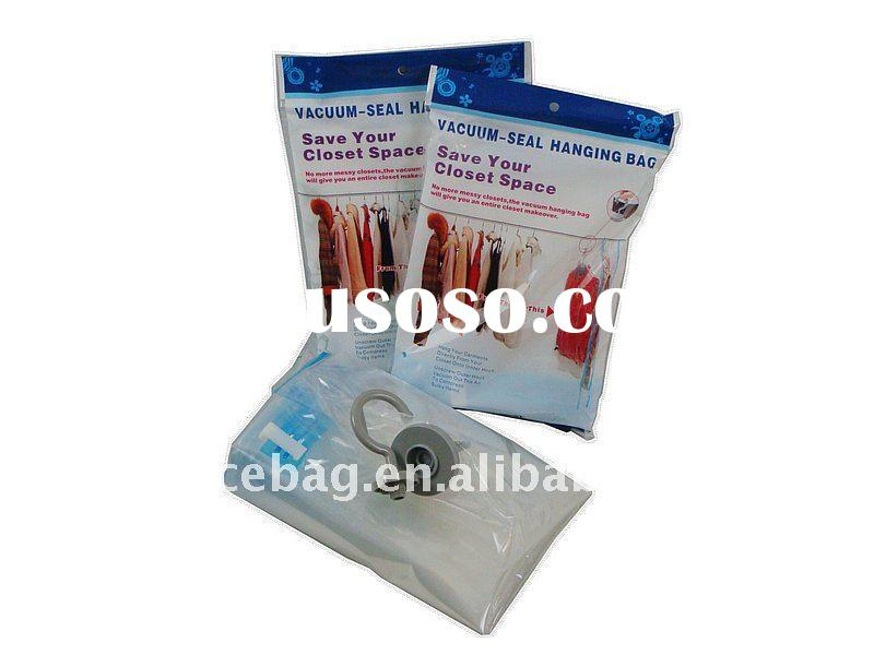Hanger Vacuum Storage Bags,Store kinds of clothes,Store beddings,As you seen on TV