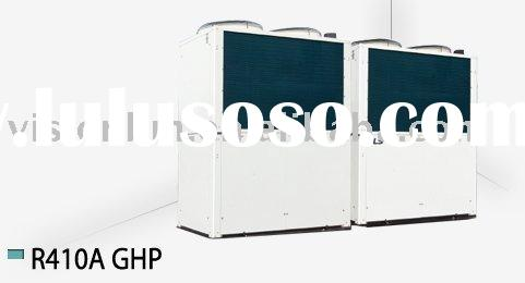 Heat pump air conditioner (GHP)
