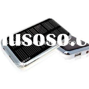 High Capacity Universal Solar Battery Charger For Iphone ,MP3,MP4,PSP,PDA,GPS.