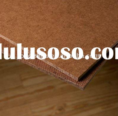 High Quality Plain Hardboard for Furniture or Packing use