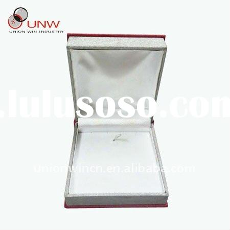High-grade paper jewelry box accept customized design