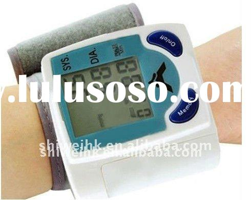 High-quality and Precise Wrist Electronic Blood Pressure Monitor