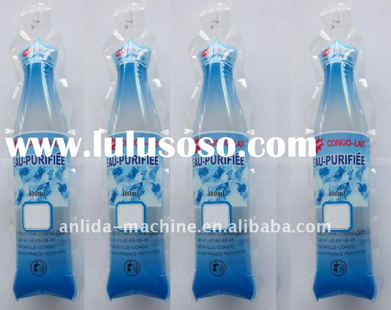 High speed water pouch packing machine