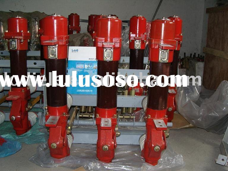 High voltage indoors few oil circuit breakers