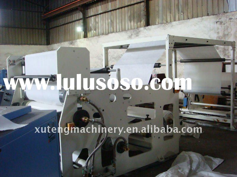 Hot Melt Adhesive Label Making Machine