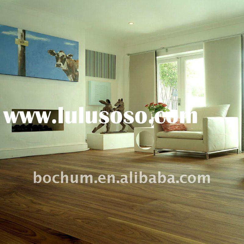 Hot Selling Black Walnut Solid Wood Flooring