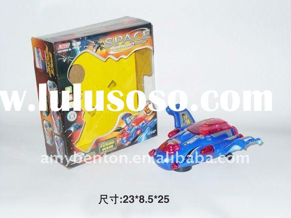 Hot fashion battery operated toy plane with sound and lightAB57734