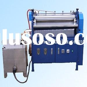 Hot melt adhesive gluing machine/hot melt gluing machine