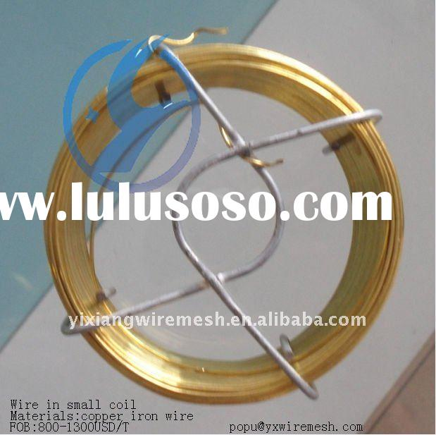 Hot sale high quality and low price copper wire