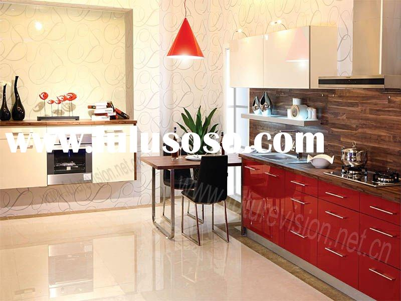 wood modern kitchen, wood modern kitchen Manufacturers in LuLuSoSo