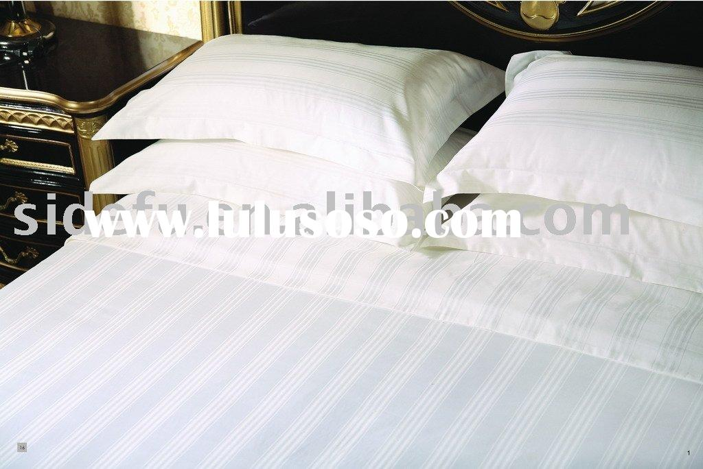 Hotel Bedding Sets-Duvet cover (High washing circles),hotel bedding,bedsheet-SDF-022