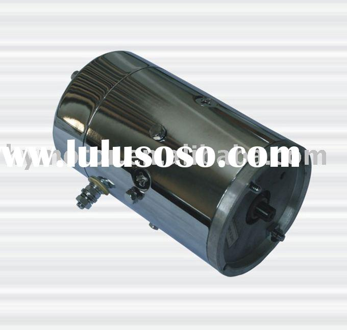 Hydraulic Power unitsHY61046 dc motor oil pump dc motors