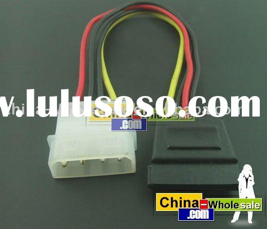 IDE to Serial ATA SATA HDD Power Adapter Cable