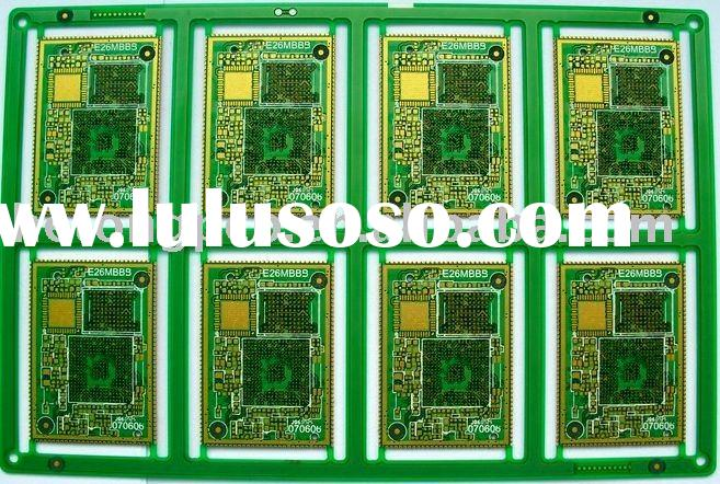 Immersion gold circuit pcb amplifier pcb