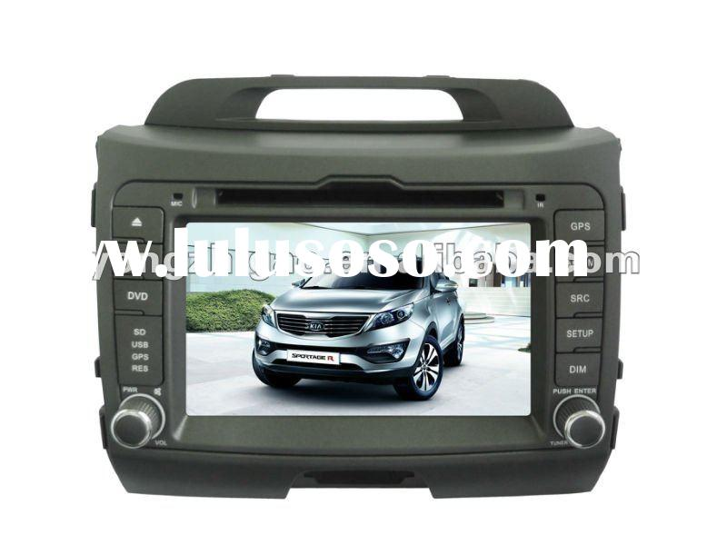 In dash Car DVD Player For Kia Sportage 2011 with GPS