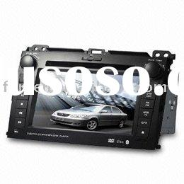 In dash car DVD player for Toyota Prado