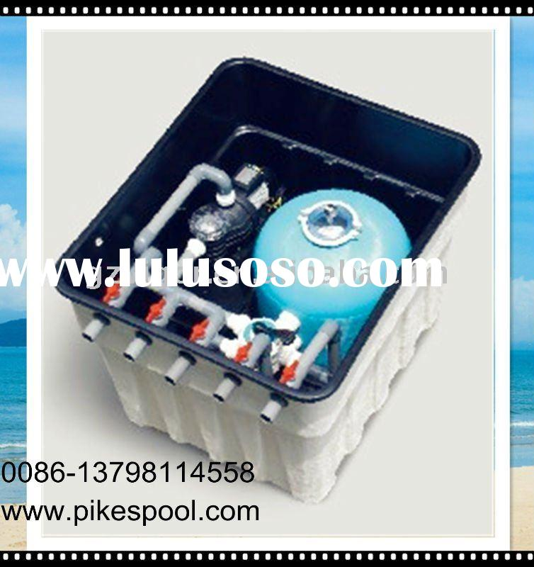 In-ground Swimming Pool Equipment( swimming pool fitration system)