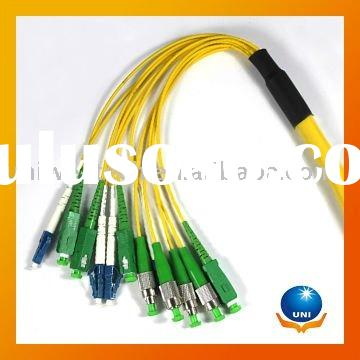 Indoor & Outdoor 12 core single mode fiber optic cable