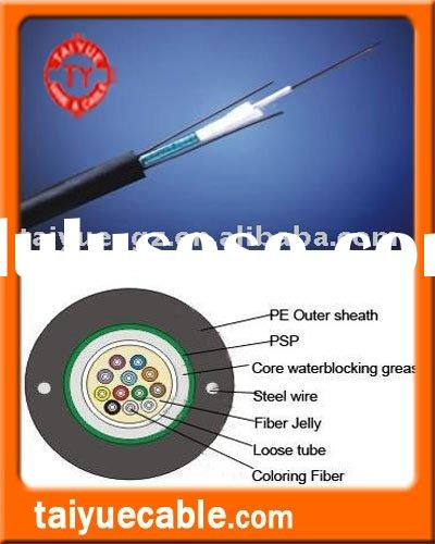 Indoor/Outdoor Fiber Optic Cable, breakout tight buffer type