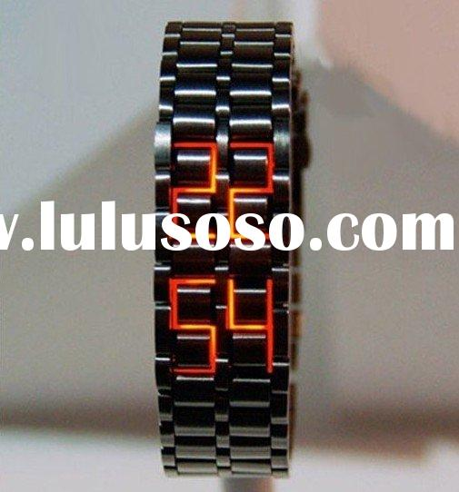 Iron Samurai - Japanese-inspired LED lava watches