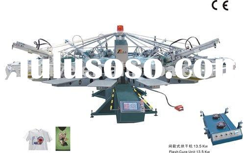 JYYH Automatic Textile Screen Printing machine