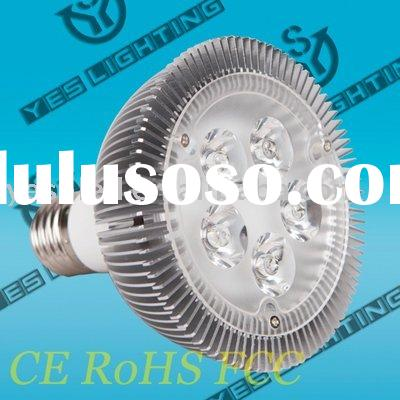 LED PAR lamp Yes 501A par light 5 W round E27 par bulb