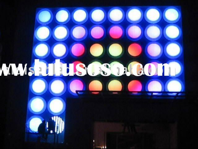 LED Pixel point source light for advertising. 0.72W