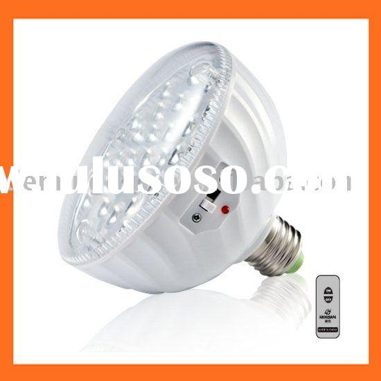 LED Rechargeable Emergency Light Bulb/ Energy Saving Lamp/KM-5608C