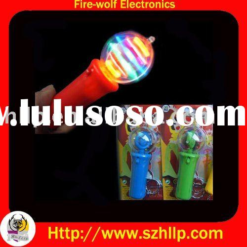 LED Spinning Ball,Magic Plastic Ball,Kids Toy Ball Manufacturers