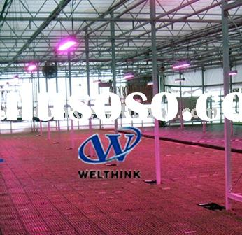 LED grow light greenhouse horticulture lighting. 150W(WEX-C150), Tri-band